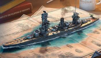 World of Warships - 0 5 11 ARP Takao Screenshots