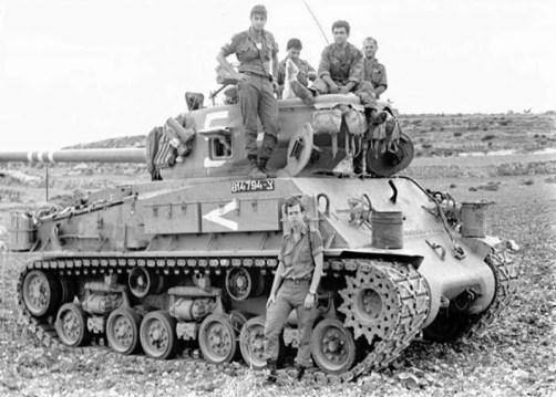 an-m51-with-the-sloped-m4a3-style-front-plate