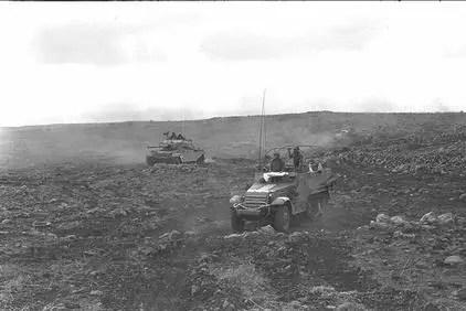 centurion-tank-and-command-halftrack