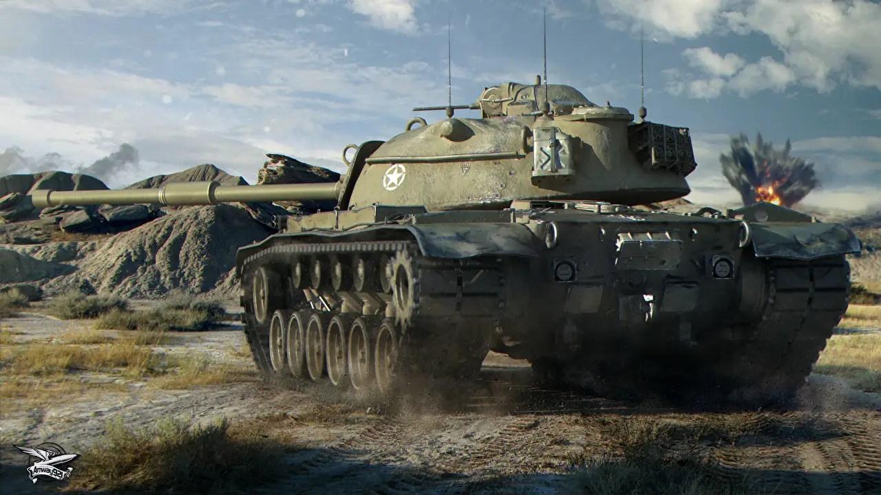 Supertest 9.20: Changes to American Medium Tanks