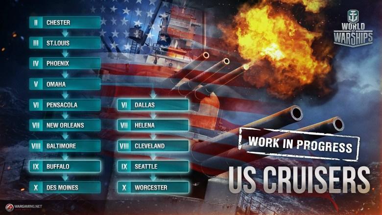 US Cruisers