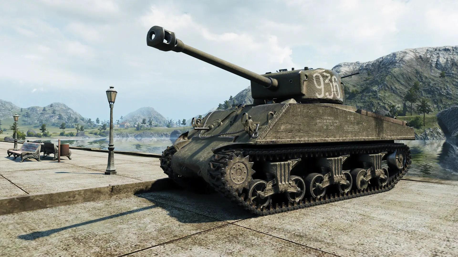 World of Tanks EU: Loza's M4-A2 Sherman