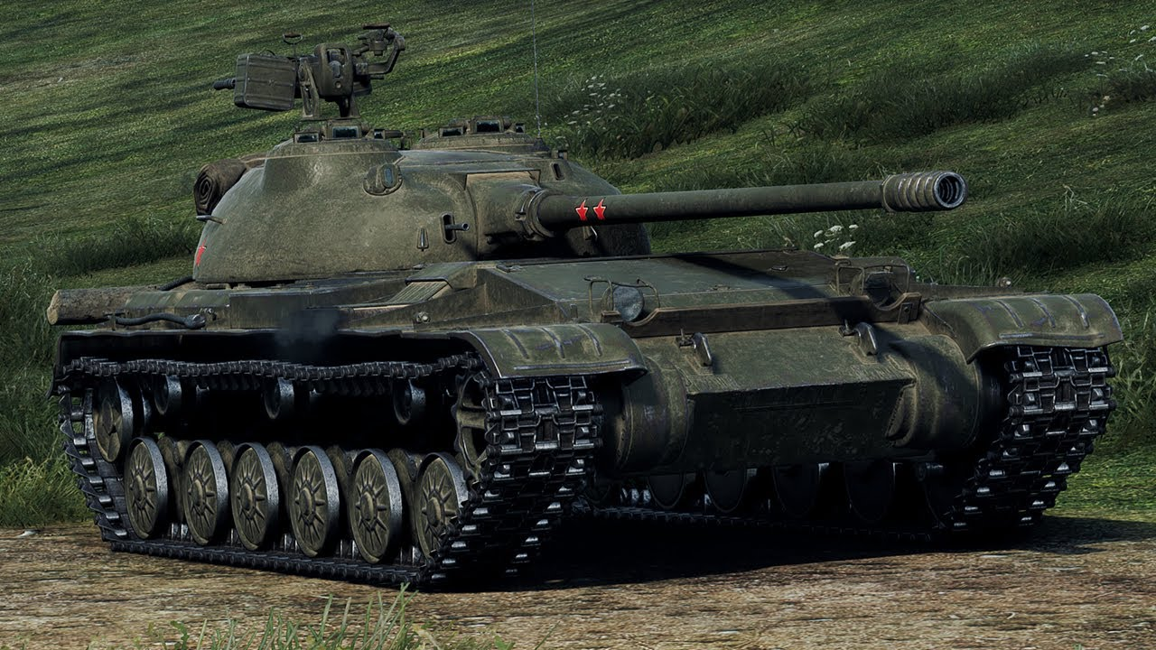 world of tanks supertest: object 430 version ii changes