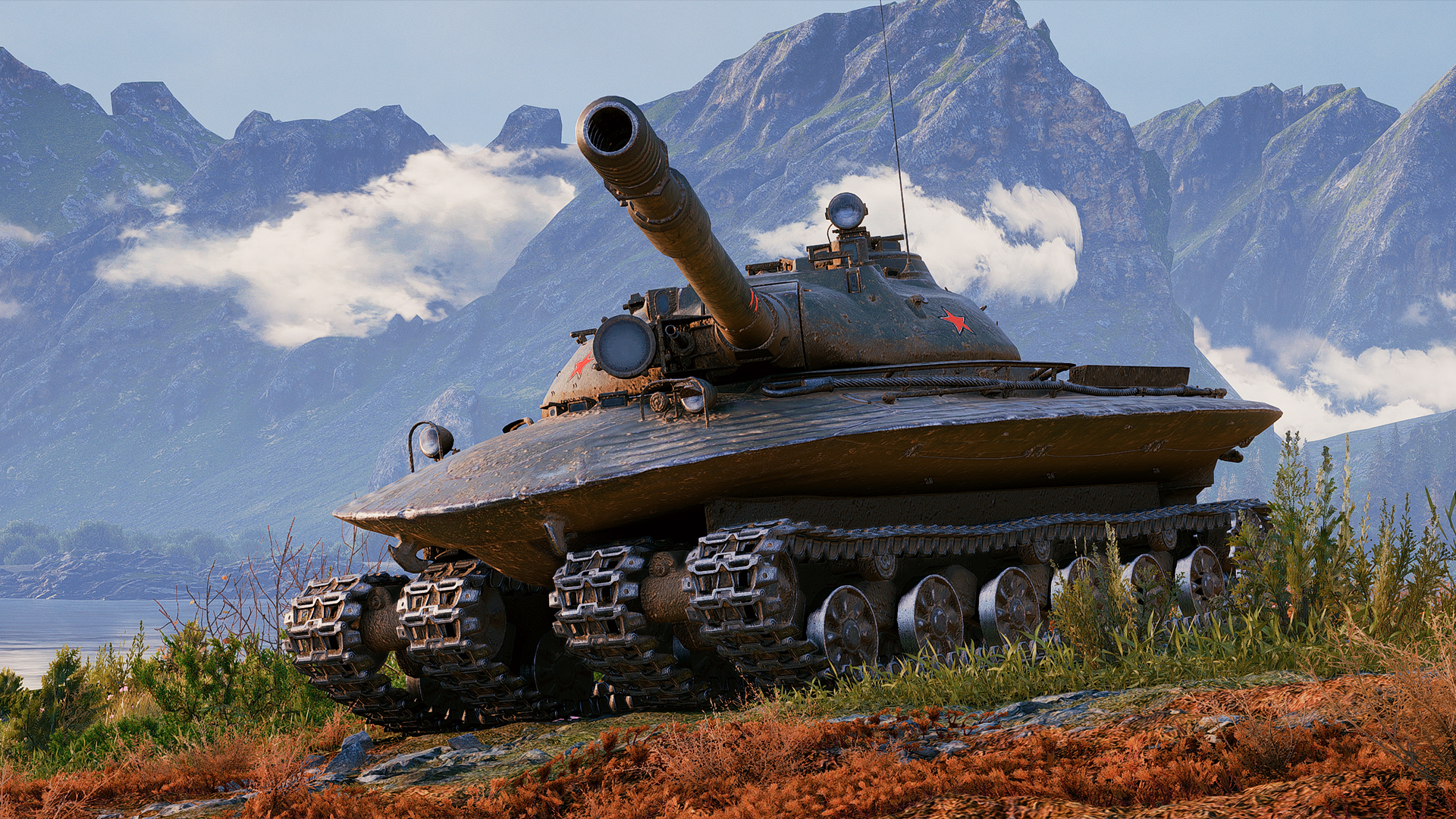 World of Tanks: Object 279, Warrior of the Apocalypse