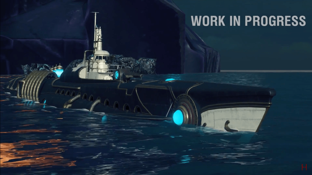 Drive A Tank >> World of Warships: Submarines for Halloween!