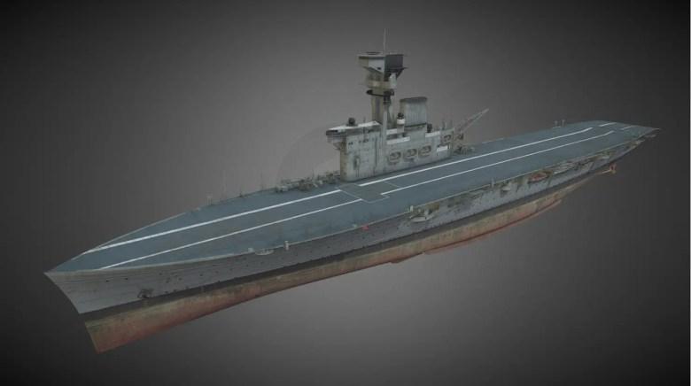 HMS Hermes (1)