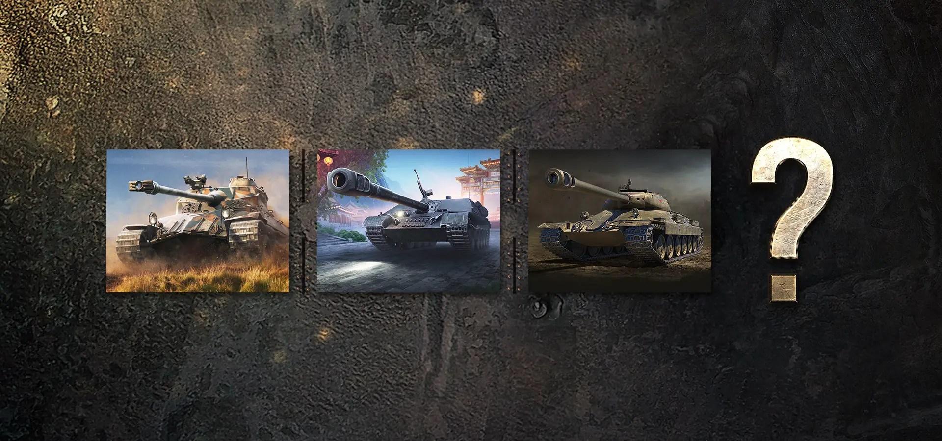 World of Tanks (EU): Rent a Tier VIII Premium tank!