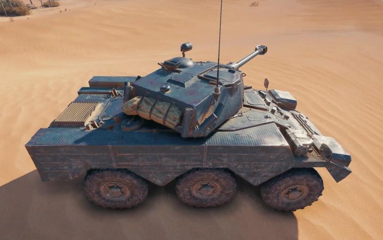 Panhard AML Lynx 6×6 (5)