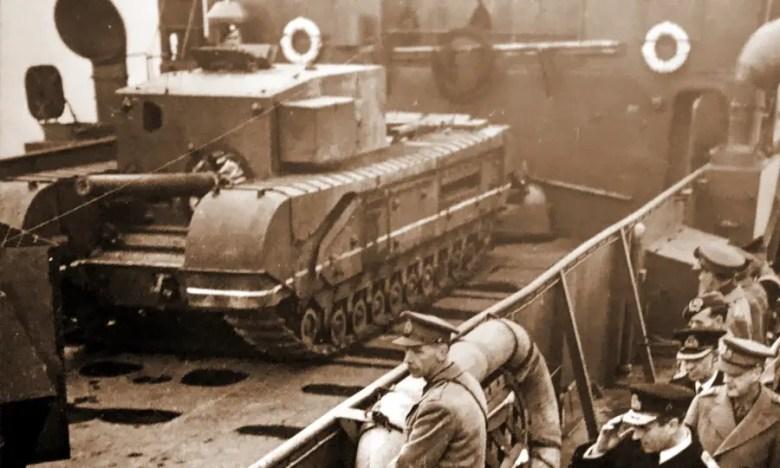 Churchill Carrier