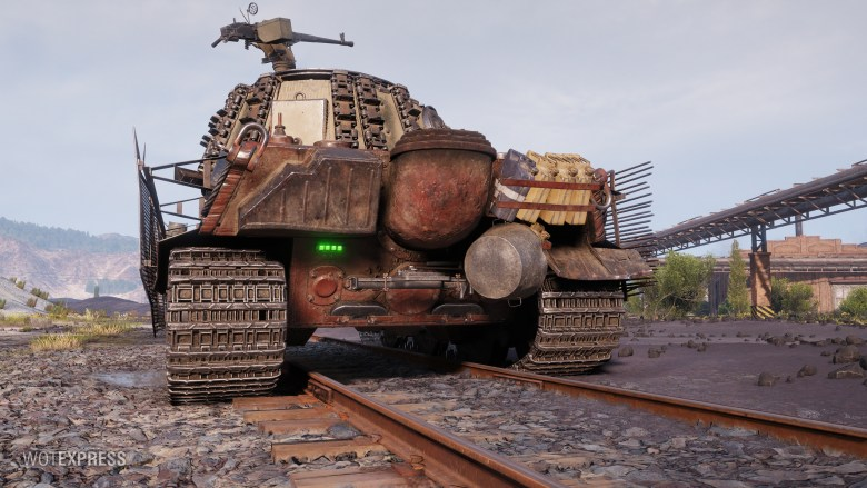 Drive A Tank >> Update 1.6.1 Common Test: E 75 TS 3D Style