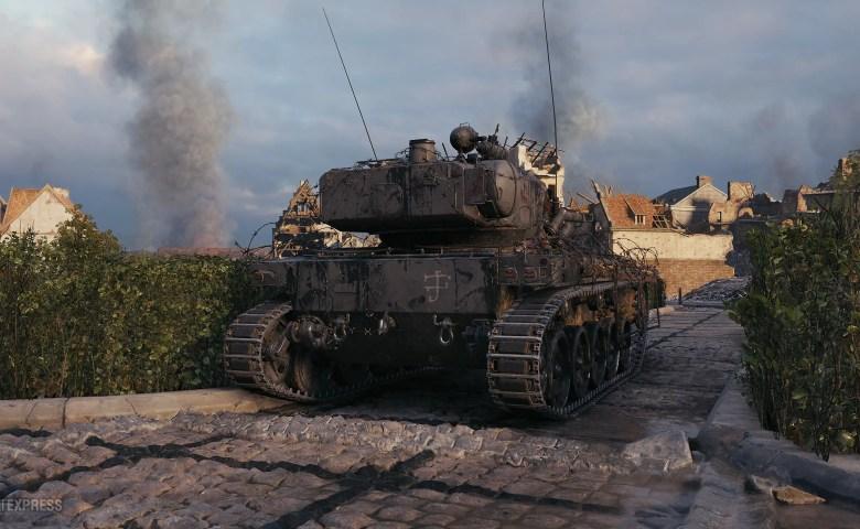 AMX 13 90 Halloween (3)