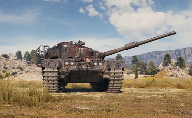Centurion Mk 7 Halloween (7)