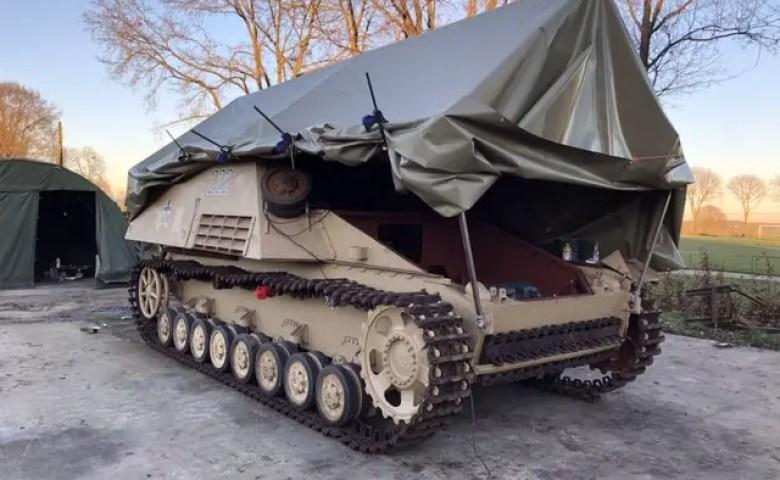 Tank Nashorn 3