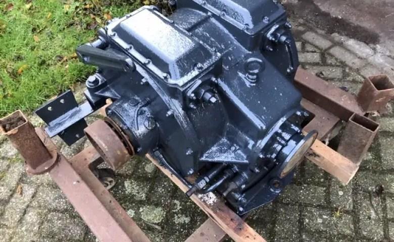 Tank Nashorn Engine 1