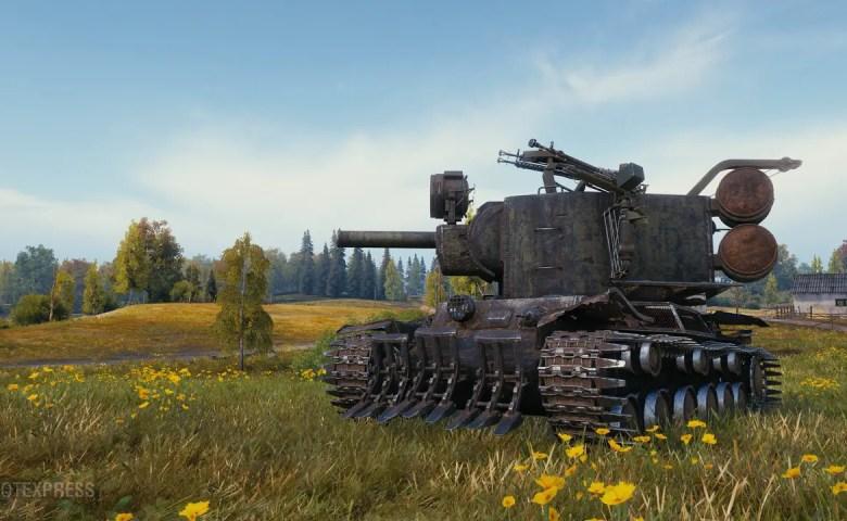 KV-2 3D Style (2)