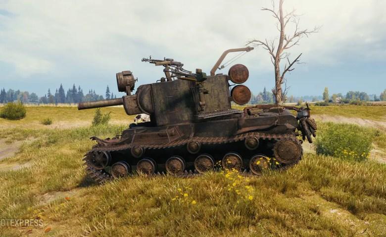 KV-2 3D Style (3)