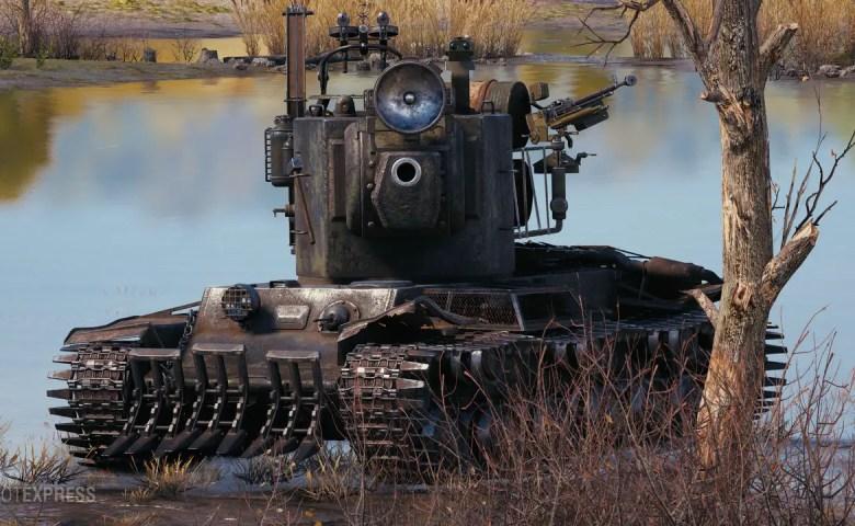 KV-2 3D Style (5)