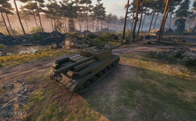 ISU-152K (1)
