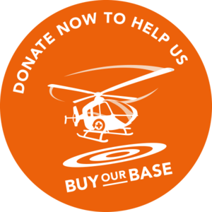 Great Western Air Ambulance Charity raising funds to buy their new air base