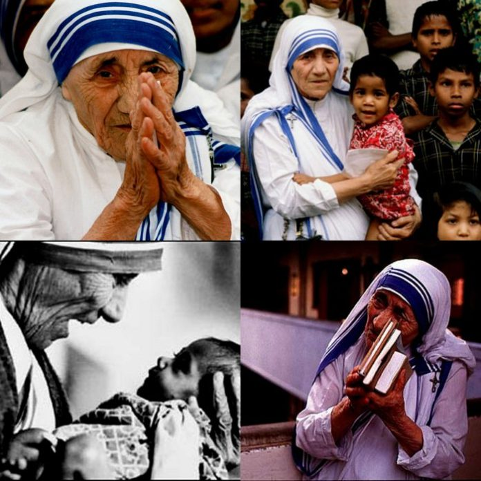 MOTHER TERESA'S MIRACLES