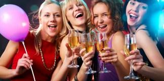 host a girl's night