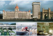 THE TAJ MAHAL PALACE, MUMBAI AND TAJ LAKE PALACE, UDAIPUR RANKED AMONG THE WORLD'S TOP 100 HOTELS AT THE PRESTIGIOUS CONDE NAST TRAVELLER UK READERS' TRAVEL AWARDS 2018