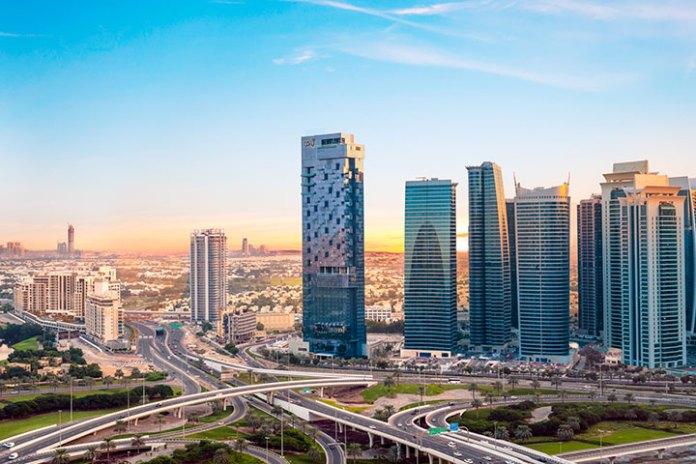 Taj Jumeirah Lakes Towers Ranks No.1 As Favourite New Hotel In The Mena Region