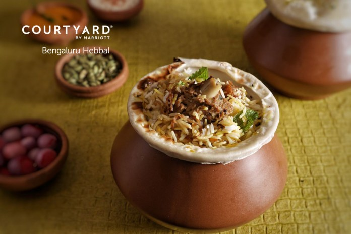 Daawat - e - Hyderabad at The Hebbal Cafe