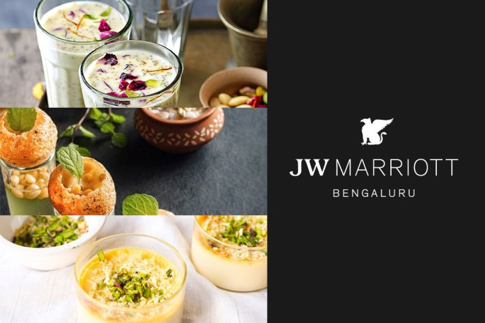 Theme Brunches at JW Marriott Hotel Bengaluru - Holi Special