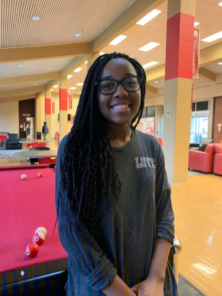 """I think it's an innovative way to get food, but for college wise I don't know how efficient it could be since we are always near food on campus,"" said management information system freshman Jasmine Polk. 