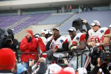 The Cougars completed the largest comeback in FBS this season. | Justin Tijerina/The Cougar