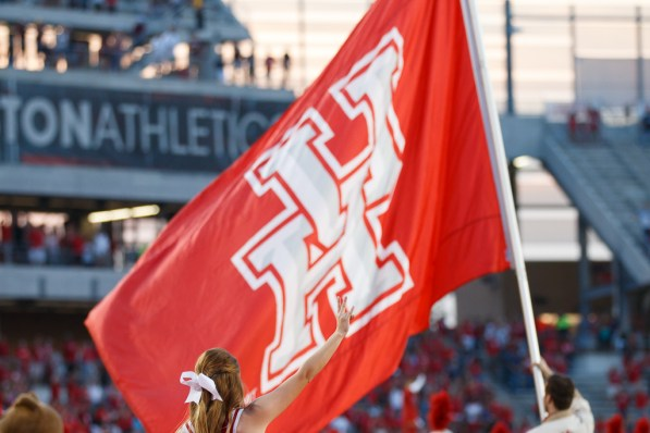 The Cougars returned from a bye-week to the second largest crowd in TDECU history, and the largest attendance of the season at 35,257 attendees. | Justin Tijerina/The Cougar