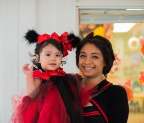 CLC celebrates its 40th anniversary with children and their parents. The center currently serves 221 children. | Pablo Milanese/The Cougar