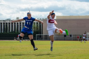 After their loss to Memphis, the soccer team is now 1-5-2 in conference play. | Justin Cross/The Cougar