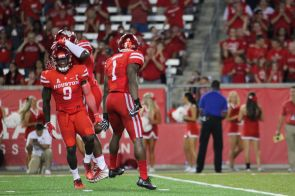 Defense was the name of the game for the Cougars as several players showed up big against the Owls and held them to just three points.   Thomas Dwyer/The Cougar