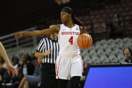 Jasmyne Harris women's basketball