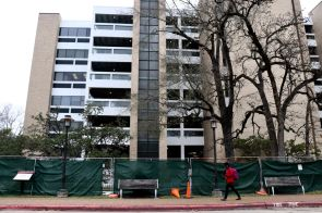 Agnes Arnold is under evaluation for when and what other renovations will be made. | Marissa Reilly/The Cougar