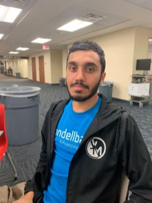 """""""I saw (Students Unite) passing out fliers outside Bauer and a couple of other buildings,"""" said accounting senior Mohammad Hasan. 