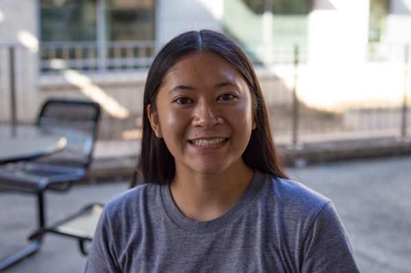 """I didn't believe in the freshman 15 until I went to Moody,"" said finance junior Cassidy Huynh. ""It didn't really affect me much, but it is so close to the dorms, it's easy access, so I did believe in it."" 