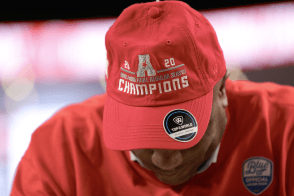 The Cougars ended their conference schedule with a share of the 2020 AAC regular season championship. | Mikol Kindle Jr./The Cougar