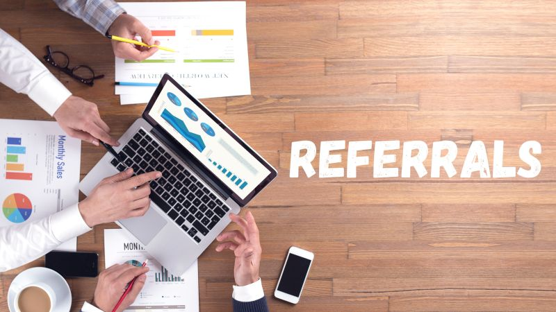 Accounting referrals