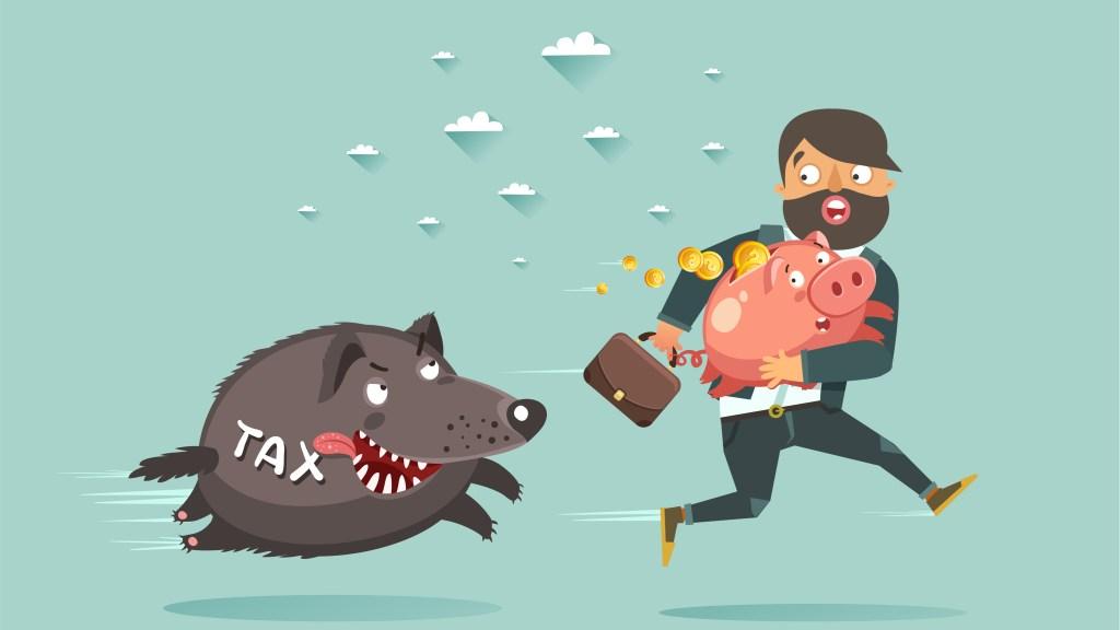 Tax vs Wealth