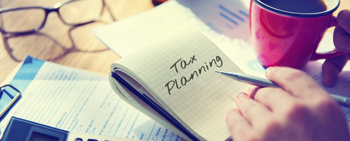 COVID Opportunity Tax Planning