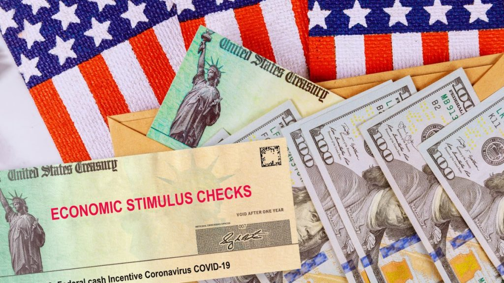 Report Stimulus Checks on My Tax Return