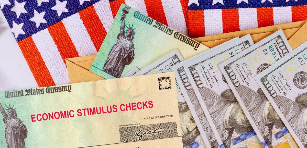 Report Stimulus Checks on My Tax Return