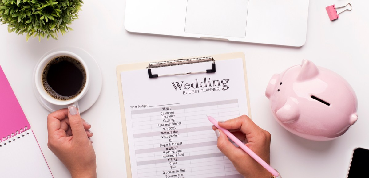 Easy Steps To Creating Your Wedding Budget