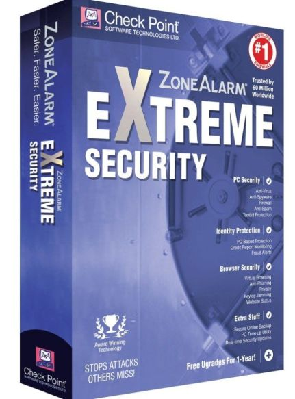 ZoneAlarm Extreme Security 15.8 Crack + License Key LATEST