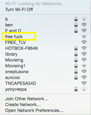 Wi Fi Daily Freier counseling