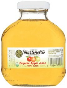 martinelli's organic apple juice