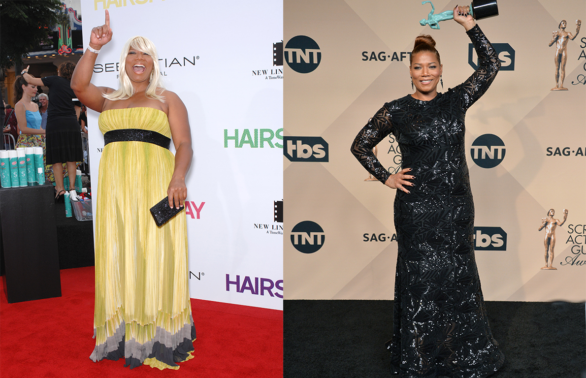 Queen Latifah From The 15 Most Inspiring Celebrity Weight